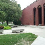 Photo taken at Cowles Library by Katie R. on 9/7/2012