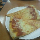 Photo taken at Tonys new york pizza by Vanessa C. on 6/26/2012