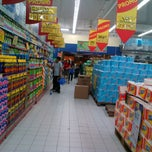 Photo taken at hypermart by Rahmadi on 8/31/2012