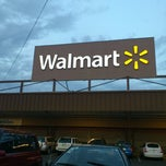 Photo taken at Walmart by Cristian D. on 7/3/2012