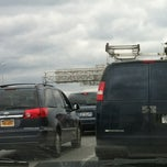 Photo taken at Brooklyn/Queens Expressway (BQE) by Jessica R. on 4/1/2012