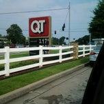 Photo taken at QuikTrip by Chrysta H. on 6/24/2012