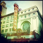 Photo taken at CONAN Chicago @ Chicago Theater by Jeff L. on 6/13/2012