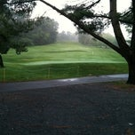 Photo taken at Newton Commonwealth Golf Course by EJL on 8/11/2012