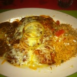 Photo taken at Pappasito's Cantina by Daniel S. on 2/21/2012