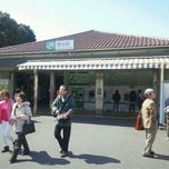Photo taken at 鶯谷駅 (Uguisudani Sta.) by 秋雄 玉. on 4/8/2012