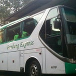 Photo taken at Bandung Express Bus Terminal by Tsani S. on 7/5/2012