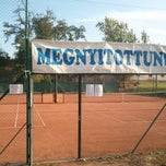 Photo taken at RCH Tennis Club by Gergő H. on 9/24/2011