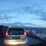 Photo taken at Exit 608 Persimpangan KLIA by Roslan T. on 7/5/2012