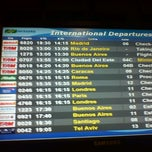 Photo taken at Check-in Iberia by Rodolfo R. on 10/9/2011