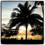Photo taken at หาดใบลาน (Bailan Beach) by Midori S. on 3/10/2012