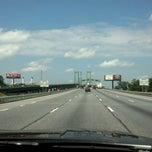 Photo taken at New Jersey Turnpike by Matt C. on 8/11/2012