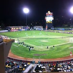 Photo taken at Raley Field by Bryan B. on 9/9/2012