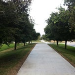 Photo taken at Fairmont Bike And Jogging Trail by ⚡Eric⚡ on 8/22/2012
