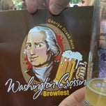 Photo taken at Washington's Crossing Brewfest 2013 by BucksHappening on 5/12/2012