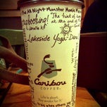 Photo taken at Caribou Coffee by Eugene S. on 10/12/2011