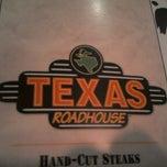 Photo taken at Texas Roadhouse by Jacob D. on 8/15/2011