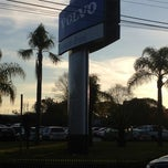 Photo taken at Volvo do Brasil by Bruno R. on 7/24/2012