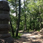 Photo taken at Big Round Top by Jason K. on 6/9/2012