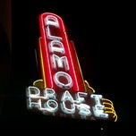 Photo taken at Alamo Drafthouse Cinema – South Lamar by excitable h. on 12/17/2011
