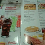 Photo taken at Denny's by Larz on 8/25/2012