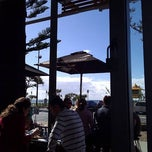 Photo taken at Surfers Beach Cafe & Takeaway by Mackenzie P. on 6/26/2011