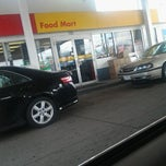 Photo taken at Shell by Laura T. on 2/18/2012