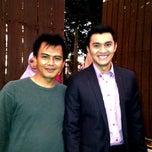 Photo taken at Studio 108 by Bambang D. on 8/6/2012