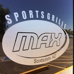 Photo taken at Max Sports Grille by Al S. on 6/17/2011