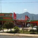 Photo taken at Terminal de Buses La Calera by Paula R. on 2/12/2012