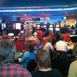 Photo taken at Royal River Casino by Corey G. on 1/28/2012