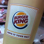 Photo taken at Burger King by Jayson A. on 1/27/2012