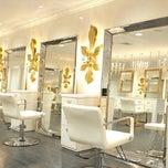 Photo taken at De Berardinis Salon by John D. on 9/23/2011