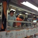 Photo taken at Korilla BBQ by adam f. on 7/16/2012