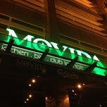 Photo taken at MOVIDA - Kitchen.Bar.Club Lounge by Roger H. on 5/11/2012