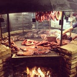 Photo taken at The Salt Lick by Chris C. on 5/31/2012