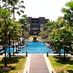 Photo taken at Novotel Palembang Hotels & Residence by Emily iJ on 9/1/2011