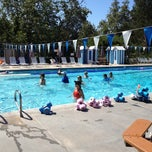 Photo taken at Montecito YMCA by Kathleen F. on 7/14/2012