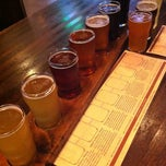Photo taken at Half Moon Restaurant & Brewery by Jay H. on 9/9/2012