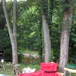 Photo taken at Revelle's river resort by Allison on 7/12/2012
