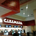 Photo taken at Cinemark by Solange B. on 2/6/2012