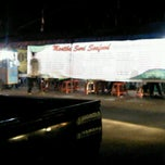 Photo taken at Pasar Anyar by khrisnanda s. on 9/8/2012