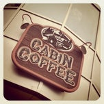 Photo taken at Cabin Coffee by Tom E. on 7/28/2011
