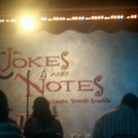 Photo taken at Jokes And Notes Comedy Club by Toure M. on 5/6/2011