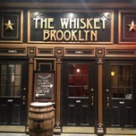 Photo taken at The Whiskey Brooklyn by Dartanyan D. on 4/26/2012