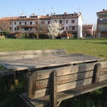 Photo taken at Parco dei Bimbi by Federico S. on 3/23/2012