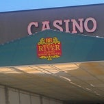 Photo taken at Royal River Casino by Carla M. on 7/10/2012