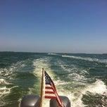 Photo taken at Duxbury Bay by alex g. on 6/17/2012