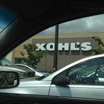 Photo taken at Kohl's by Rob P. on 5/26/2012