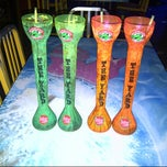 Photo taken at Señor Frog's Aruba by Diego G. on 9/4/2012